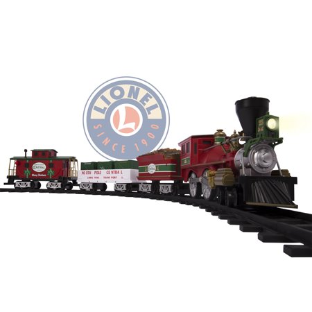 Lionel North Pole Central Battery-powered Model Train Set Ready To Play with