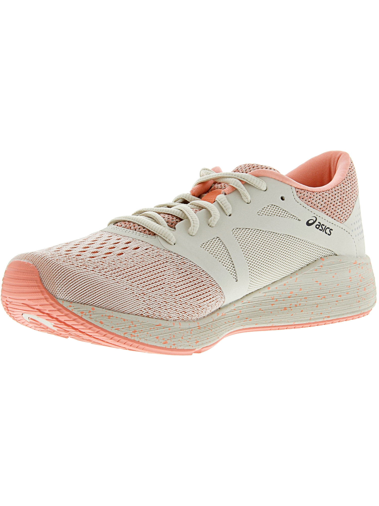 Asics Women's Roadhawk Ff Sp Cherry / Blossom Birch Ankle-High Running Shoe - 9M