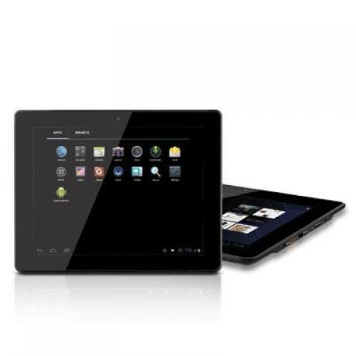 "Coby MID9742-8 with WiFi 9.7"" Touchscreen Tablet PC Featuring Android 4.0 (Ice Cream Sandwich) Operating System, Black"