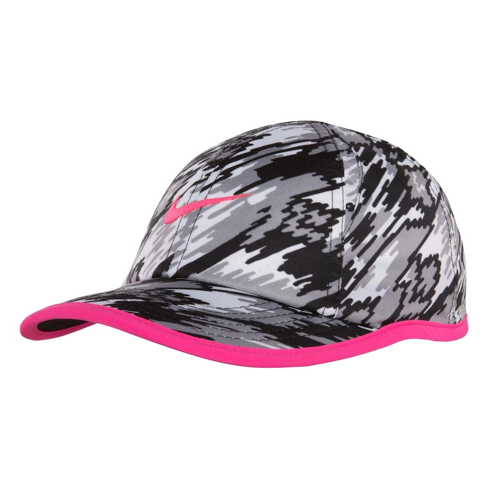2ca3efd00dc Toddler Girl Nike Featherlight Hat Baseball Cap - Walmart.com