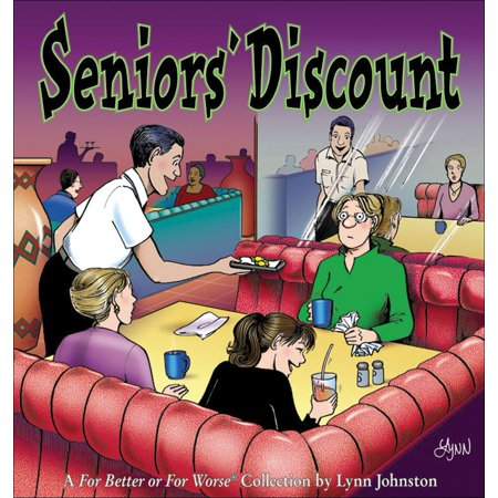 Discounted Collection (Seniors' Discount : A For Better or For Worse)