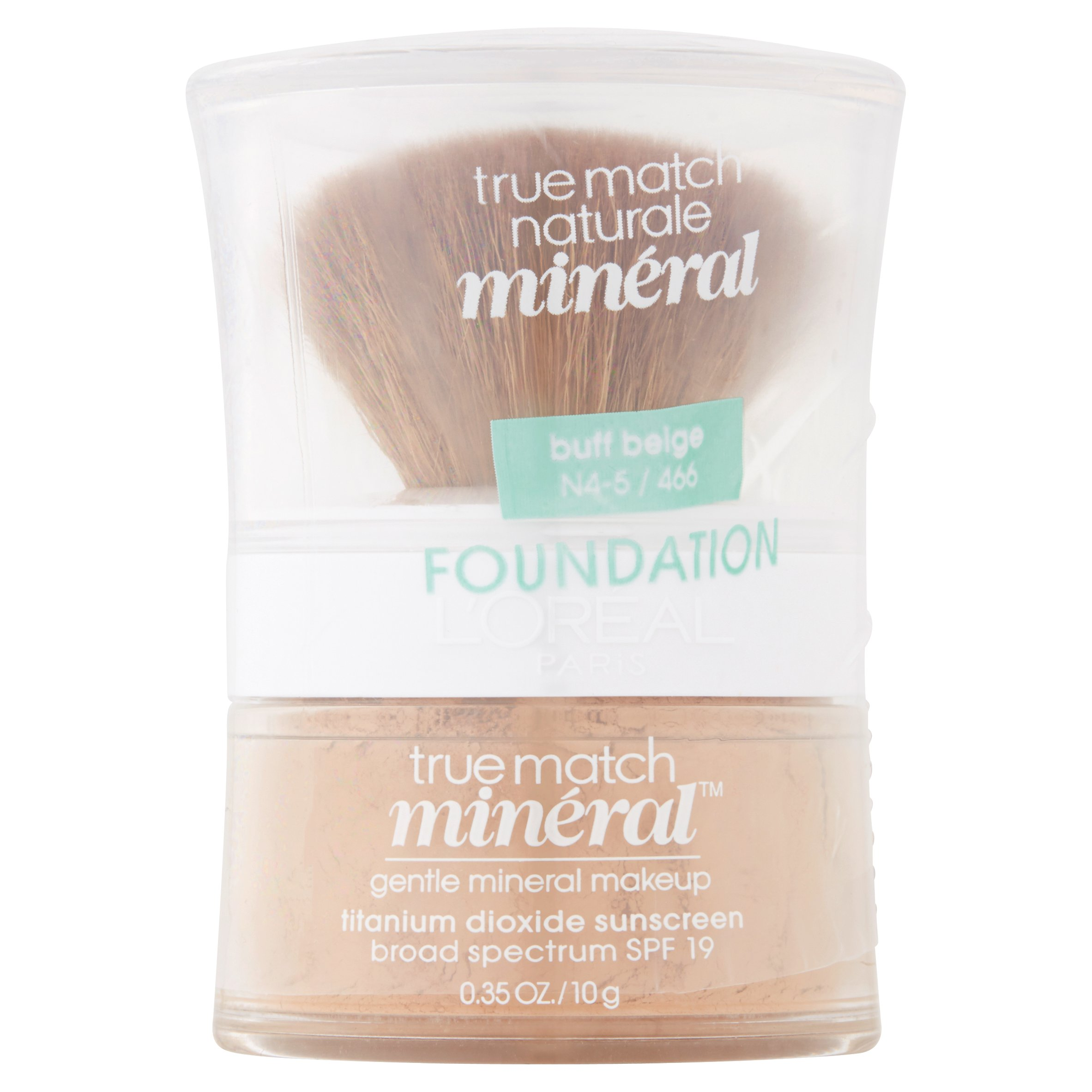 L'Oreal Paris True Match Mineral Foundation, Buff Beige