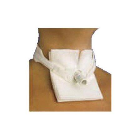 One piece pedi-tie tracheostomy tube holder part no. 301p (Parts Tracheostomy Tube)