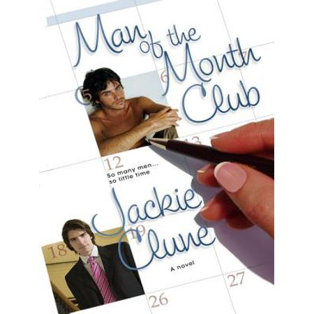 Man of the Month Club - eBook (Best Bacon Of The Month Club)