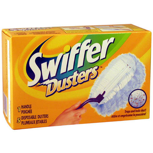 SWIFFER Dusters Cleaning System (Set of 5)