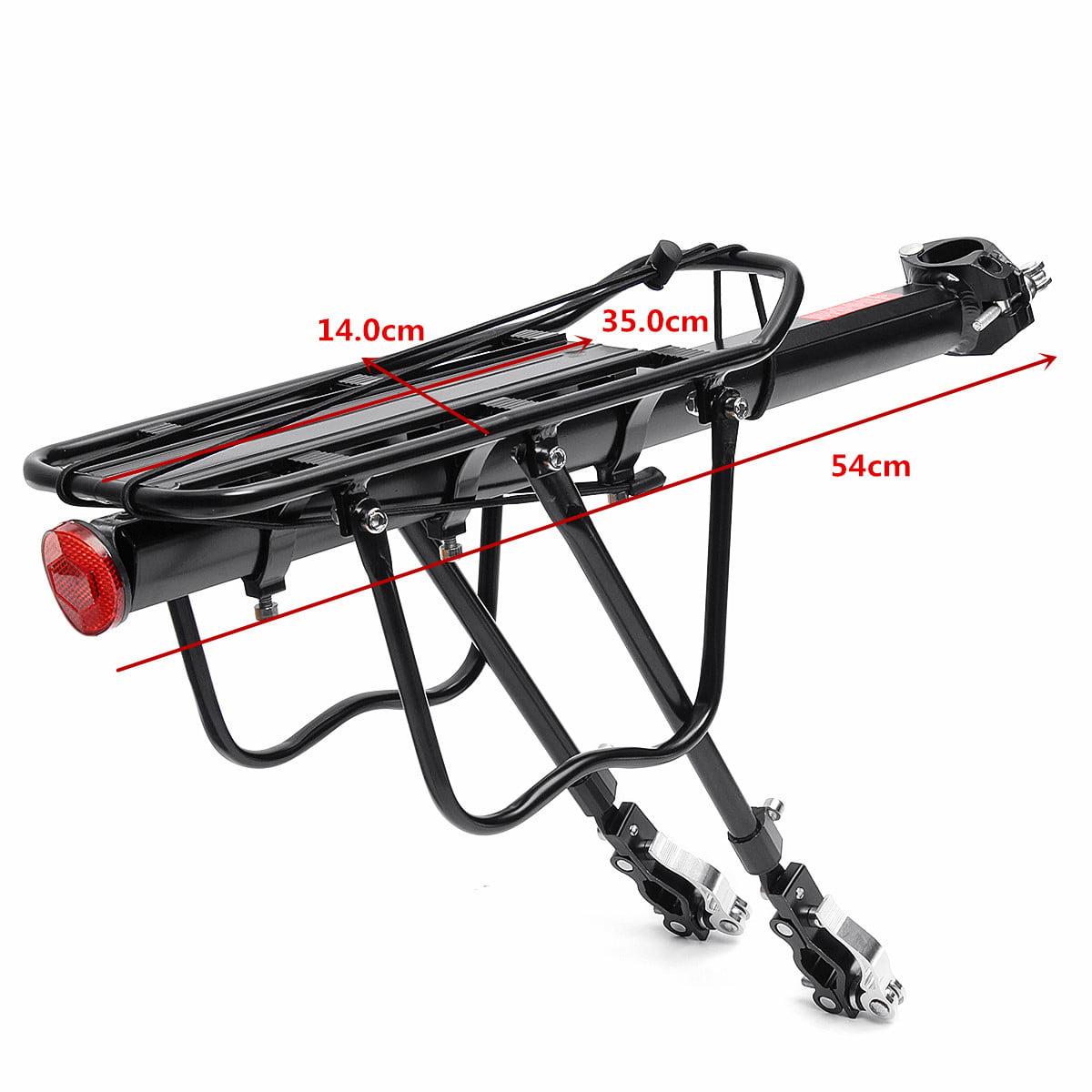 Bike Beam Rack Rear Seat Post  Shelf Rack  Bicycle Bike Seatpost Mount Rack US