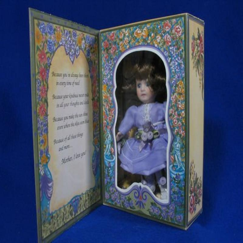 1994 Marie Osmond Happy Mother's Day Greeting Card Doll