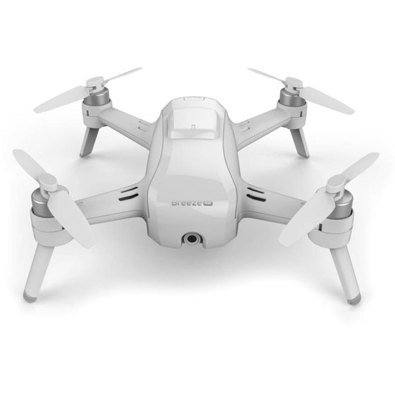 Yuneec Breeze Flying Camera Compact Smart Drone