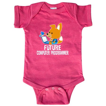 Future Computer Programmer Infant Creeper