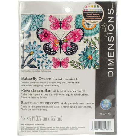 Dimensions Counted Cross Stitch Kit 7
