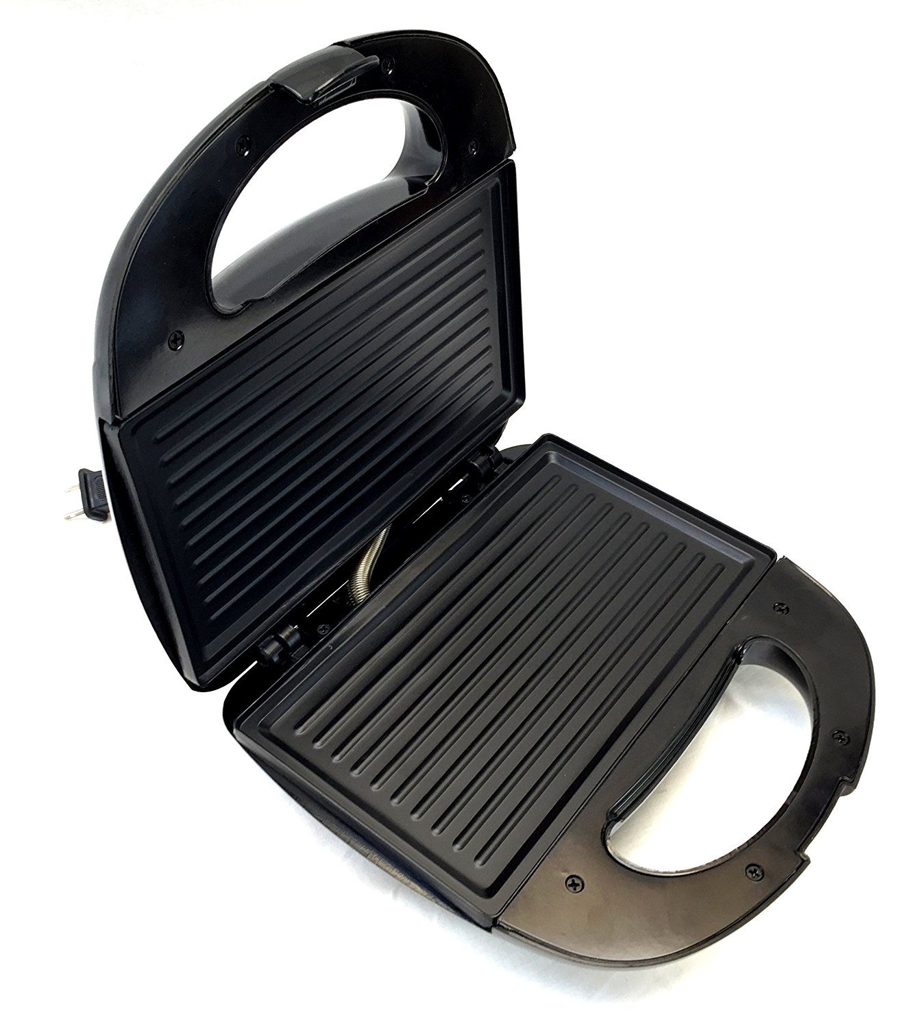 Stainless Steel Non-Stick Panini Press Sandwich Maker Grill - Make Professional Panini SandwichesRoyal Panini Maker By Brentwood. Lavohome TM.., By Unique Imports