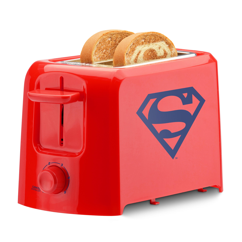 DC Superman 2-Slice Toaster