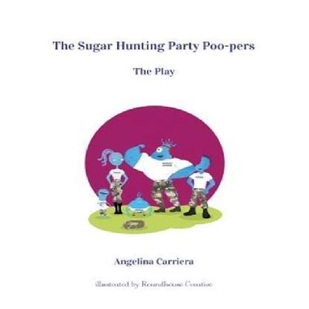 The Sugar Hunting Party Poo-Pers: The Play - image 1 of 1