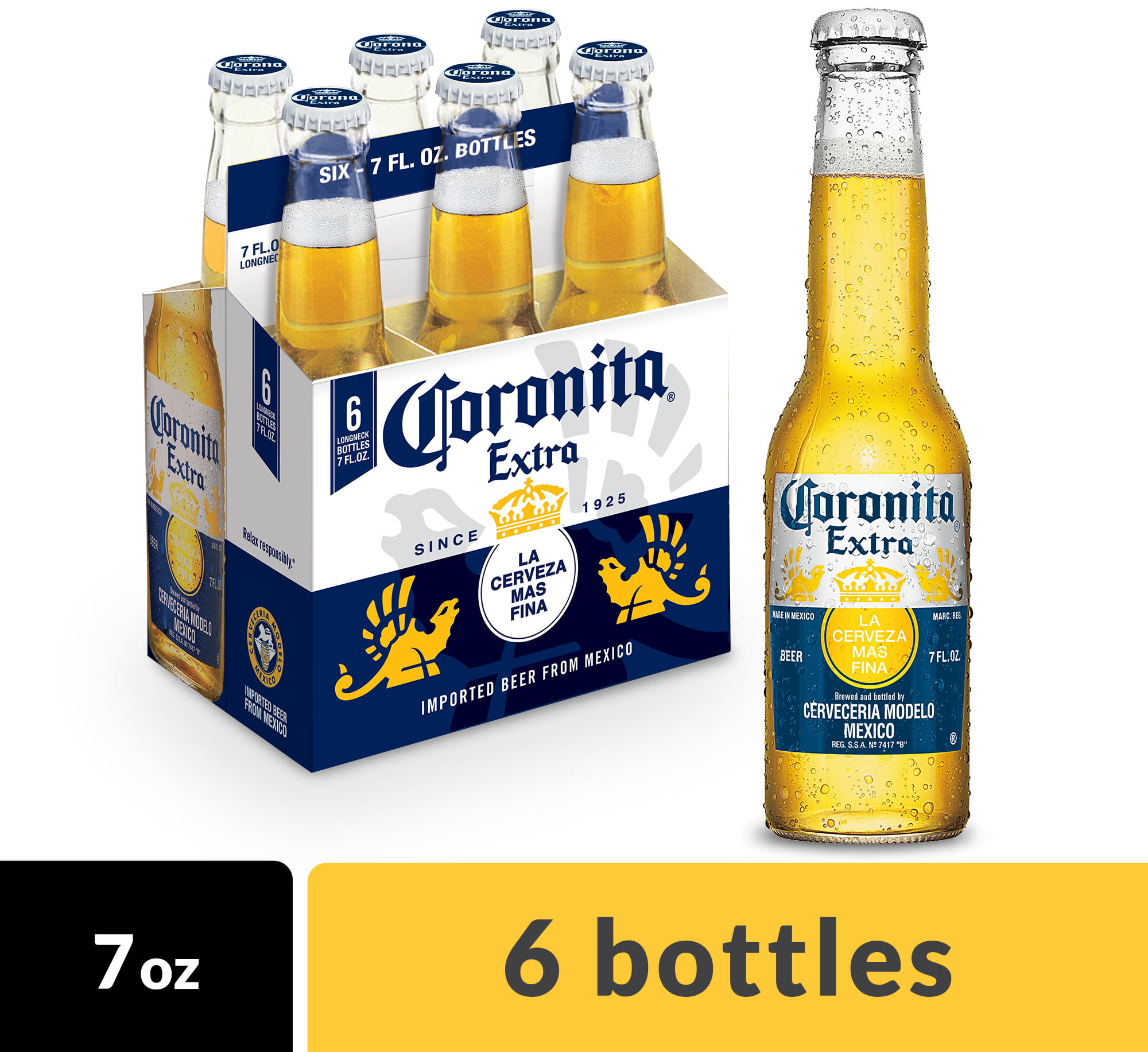 Corona Extra Coronita Mexican Lager