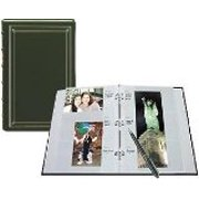 Pioneer Photo Albums 4x6in 3-up 204 Pocket Hunter Green - BTA204-HUGR