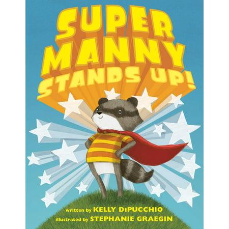 Super Manny Stands Up! - Mantis Pet