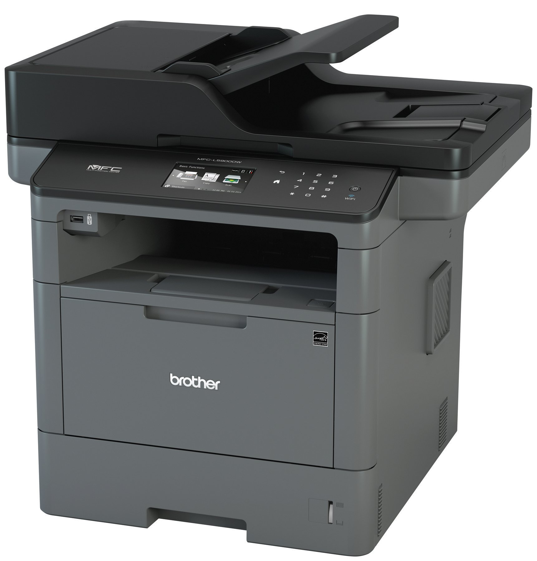 Brother MFC-L5900DW Laser Monochrome Printer