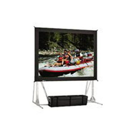 Da-Lite Fast Fold Deluxe Ultra Wide Angle 150'' Diagonal Portable Projection Screen