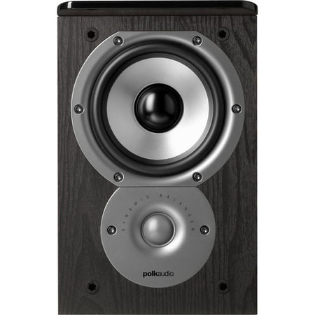 Polk Audio TSi100 2 Way Bookshelf Speakers With 5 1 4 Drivers