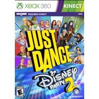 Just Dance: Disney Party 2, Ubisoft, Xbox 360, 887256014223
