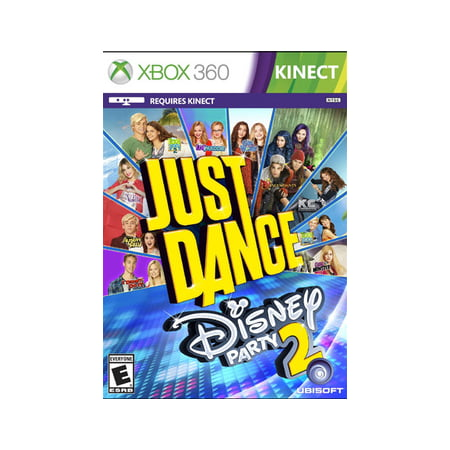 Just Dance: Disney Party 2, Ubisoft, Xbox 360, 887256014223