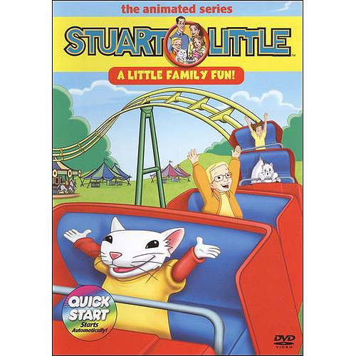 Stuart Little The Animated Series: A Little Family Fun (Full Frame)