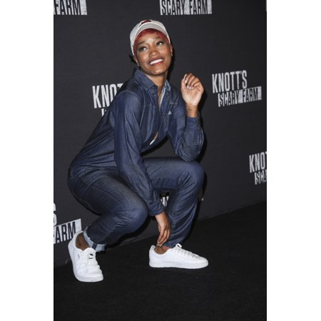 Keke Palmer At Arrivals For KnottS Scary Farm Black Carpet Arrivals KnottS Berry Farm Buena Park Ca September 30 2016 Photo By Elizabeth GoodenoughEverett Collection Celebrity](Scary Rotten Farms)