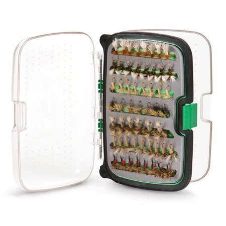 Scientific anglers system x waterproof fly box fly fishing for Walmart fly fishing