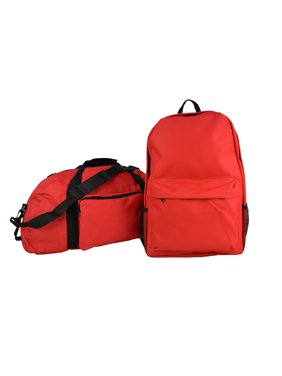 Product Image Set of 2 Duffel Bag and Back Pack 4690f92472c6f