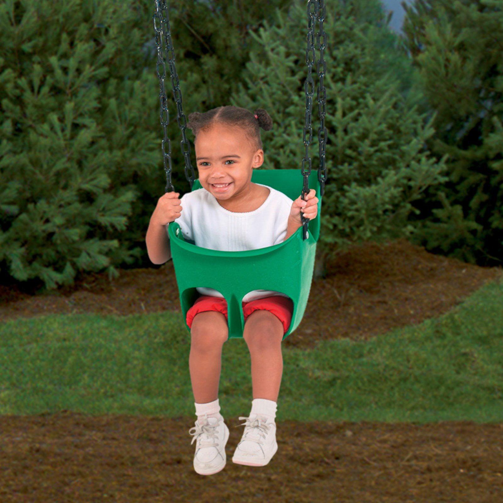 PlayStar Commercial-Grade Toddler Swing