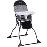 Cosco Simple Fold Full Size High Chair with Adjustable Tray