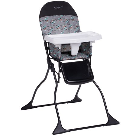 Cosco Simple Fold™ Full Size High Chair, Etched (Blue Stripe High Chairs)