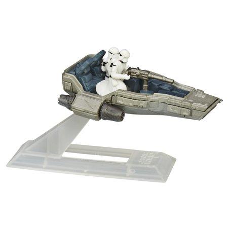 Star Wars: The Force Awakens Black Series Titanium First Order