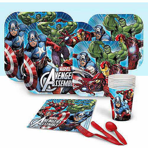 Avengers Party Pack