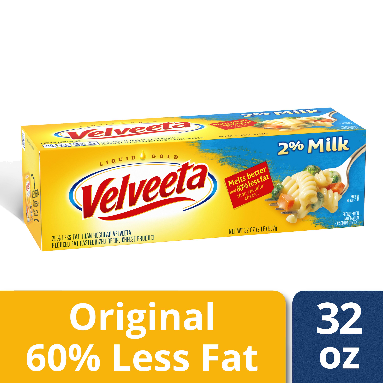 Velveeta 2% Milk Cheese, 32 oz Box