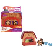 Spirit Untamed Surprise Mini Horse & Friend With 3 Accessories, Blind Box, 3 & Up (Character May Vary)