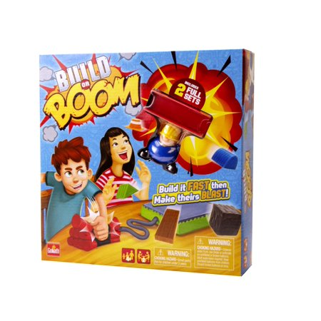 Goliath Games - Build Or Boom Game