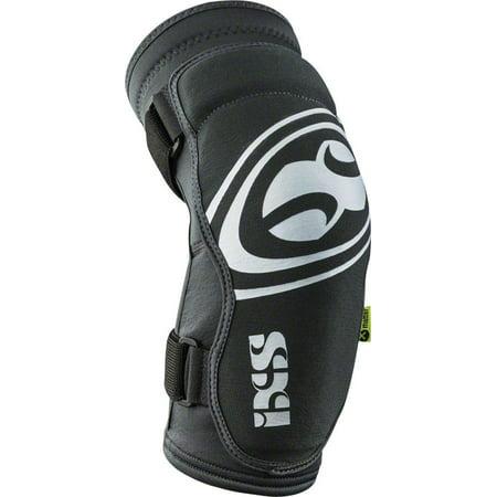 iXS Carve EVO Elbow Pad: Gray/Black, XS