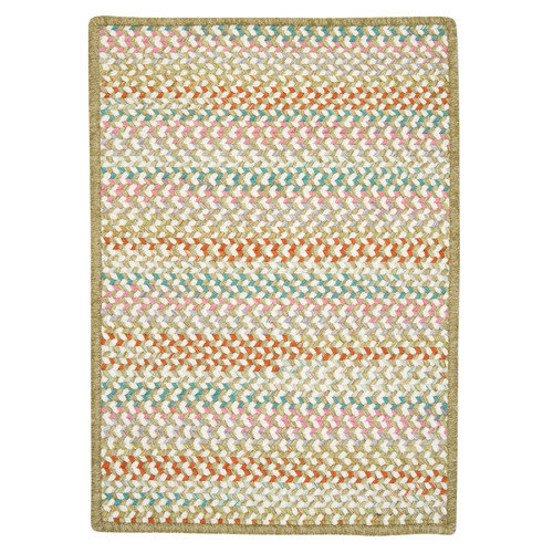 Colonial Mills Color Frenzy Sour Apple Area Rug