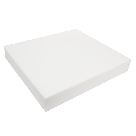 Upholstery Cushion Replacement Square High Density Seat Foam for Foam Padding Pillows DIY Home Decor 35*35cm - Foam For Seat Cushions