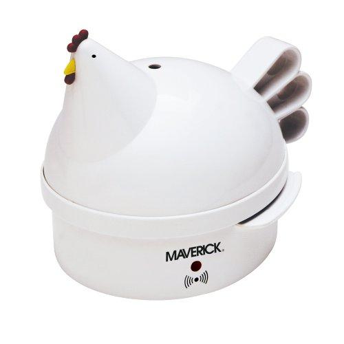 Maverick Entertainment SEC-02 Henrietta Hen Egg Cooker