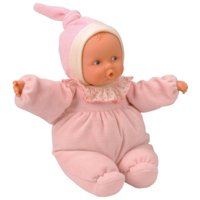 Corolle Babicorolle Babipouce Pink Striped Doll