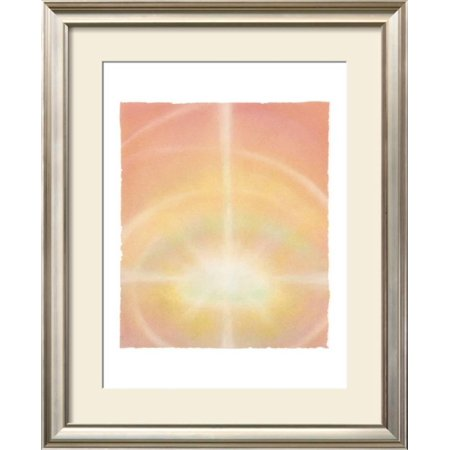 Essential Art: Thank You Is Word of the Magic Framed Giclee Print Wall Art  - 26.5x32.5