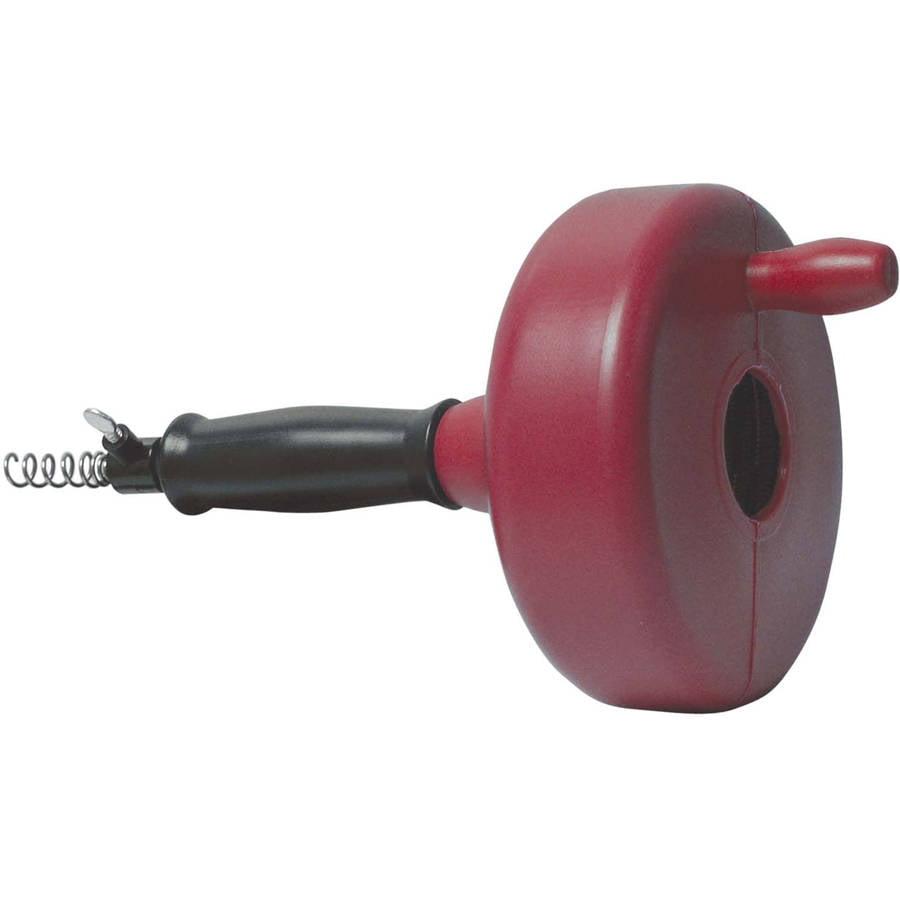 plumb craft waxman 7750125 titan drain auger walmart com