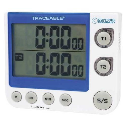 TRACEABLE 5014 Timer, NIST, 100Db