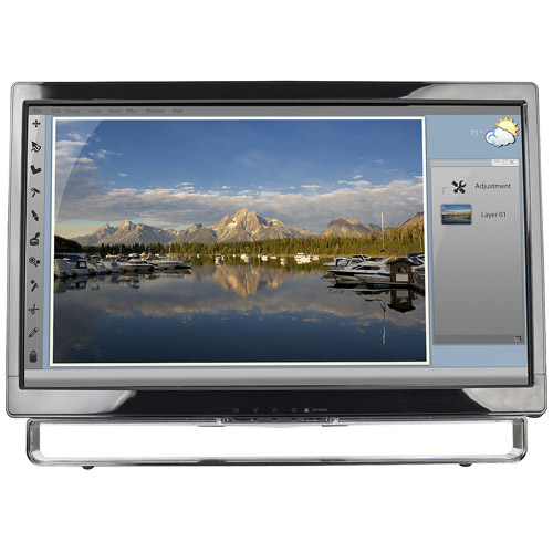 "Planar 22"" Widescreen Edge-Lit LED LCD Touchscreen Monitor (PXL2230MW, Black)"