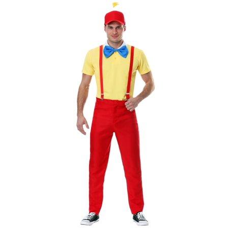 Dapper Tweedle Dee/Dum Plus Size Costume for Men