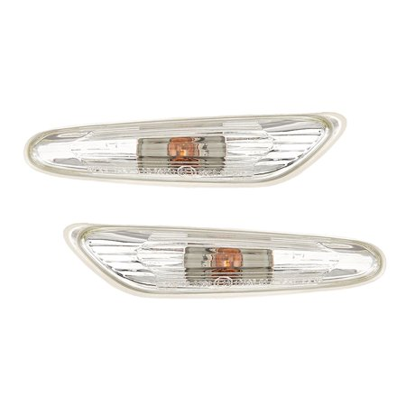 NEW PAIR SIDE MARKER LIGHTS FITS BMW 330i 335d 335i 328i 328i  63-13-7-253-326