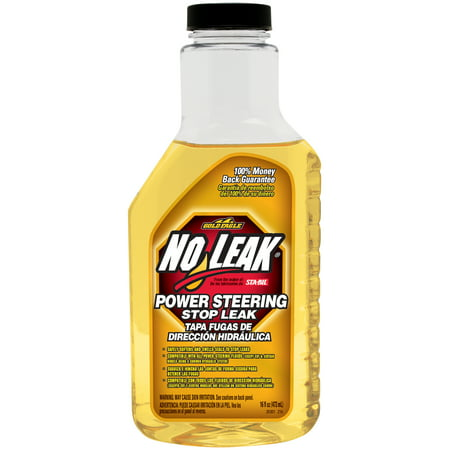 NO LEAK (20301) Power Steering Treatment, 16 oz