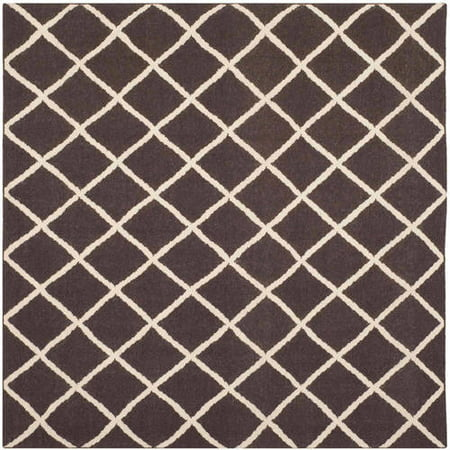 Safavieh Dhurrie Victor Geometric Diamonds Area Rug